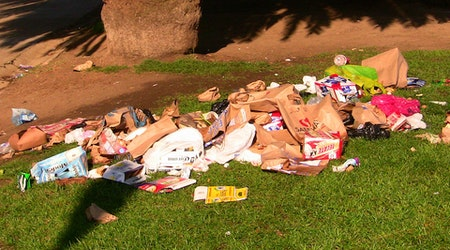 Dolores Park 'Eco Pop-Up' Diverts 48 Percent Of Waste To Recycling, Composting