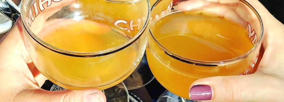 'Crooked City Cider' To Open Jack London Square Tasting Room
