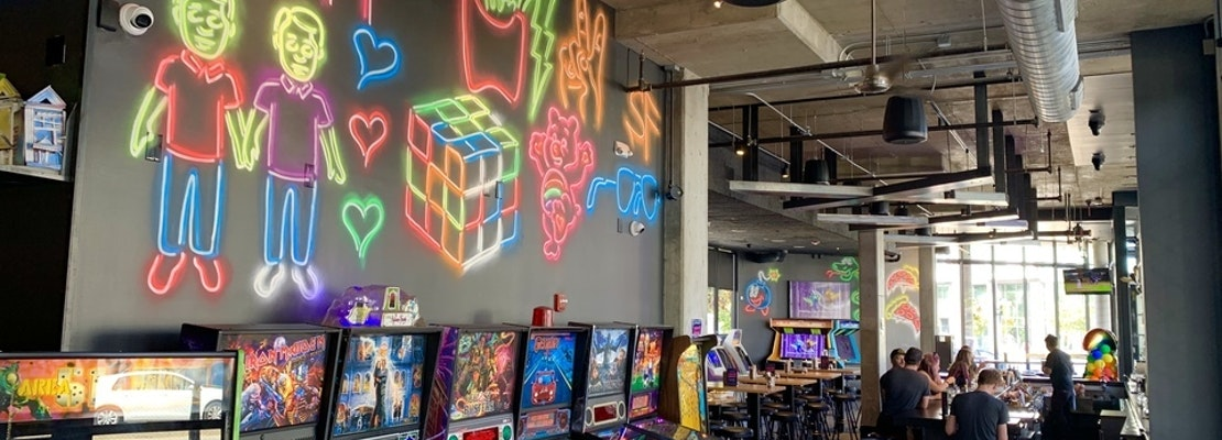 Game changer: Expanded Castro arcade bar rebrands as 'The Detour'