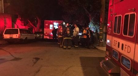 Carbon Monoxide Sickens 5, Kills Elderly Man In Bernal Heights