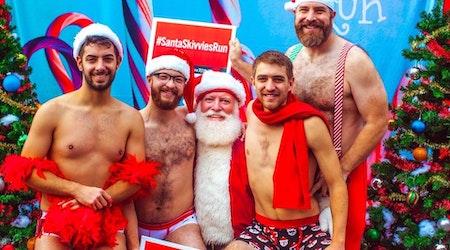 ABC7 Weekend: Holiday Gaiety, Santa Skivvies Run & Circus Veritas