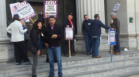 Impasse Looms In 4th Day Of Oakland City Worker Strike