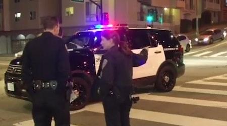 Pedestrian Dies In Collision At 19th Avenue & Quintara