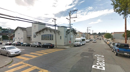 Driver Assaults, Robs Woman After Near-Miss In Crosswalk