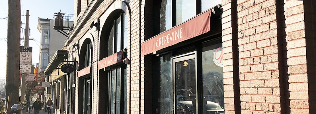 After 18 Years, Rent Hike Shutters Church Street's 'Crepevine'