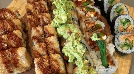 The 5 best spots to score sushi in Omaha