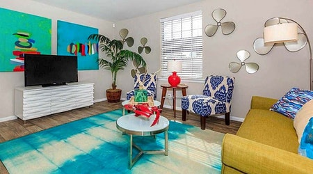 The cheapest apartments for rent in Bay Area, Corpus Christi