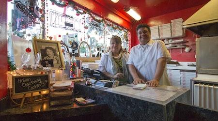 'Little Joe's Pizzeria' Awarded Legacy Business Status