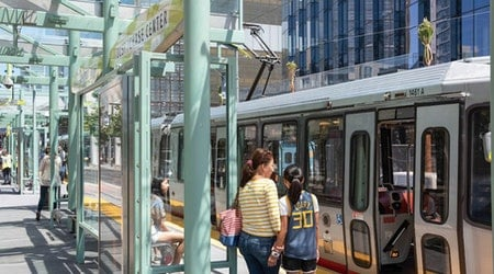With Chase Center opening a month away, Muni gears up for new crowds