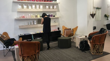'We Want You To Set Down Your Device,' Says New Mission Salon Owner