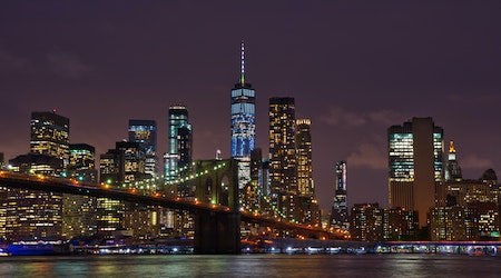 New York City hosts Electric Zoo, with cheap flights from Albuquerque