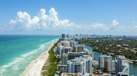 Cheap flights from Newark to Miami, and what to do once you're there