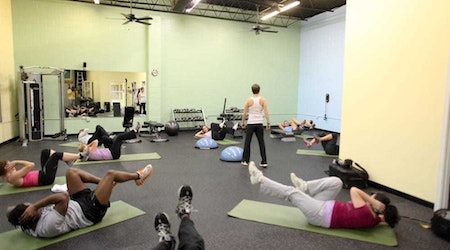 Get moving at Norfolk's top strength training gyms