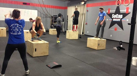 Here's where to find the top strength training gyms in Raleigh