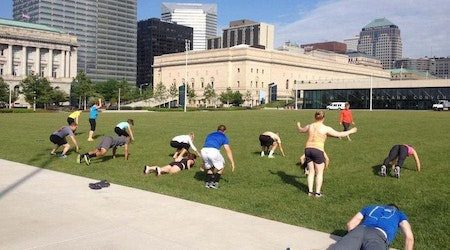 Here's Cleveland's favorite form of exercise — and the best spots to sweat in style