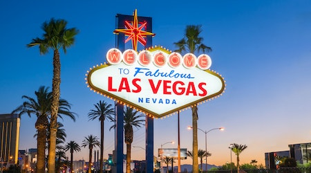 Exploring the best of Las Vegas, with cheap flights from New Orleans