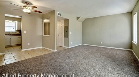 The most affordable apartments for rent in Meridian Avenue Corridor, Oklahoma City