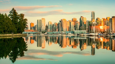 Cheap flights from Oklahoma City to Vancouver and what to do once you're there