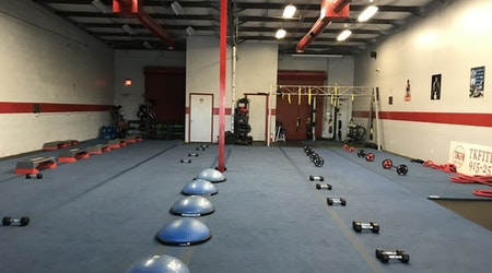 Here are the top strength training gyms in El Paso, by the numbers