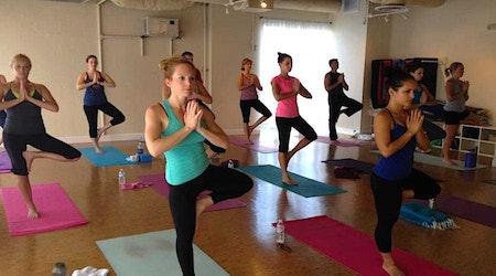Get moving at Tampa's top yoga studios
