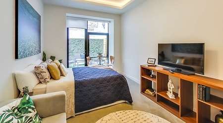 The cheapest apartments for rent in Lower Nob Hill, San Francisco