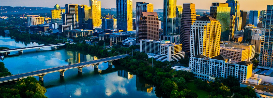 Exploring the best of Austin, with cheap flights from Memphis