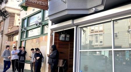'Harvest Off Mission' Begins Recreational Cannabis Sales In Bernal Heights