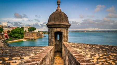 Escape from Tampa to San Juan on a budget