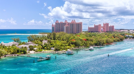 Escape from Columbus to Nassau on a budget