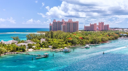 How to travel from San Antonio to Nassau on the cheap