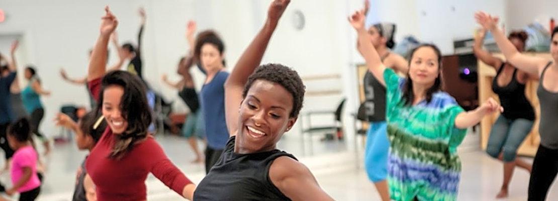 Get moving at San Francisco's top dance studios
