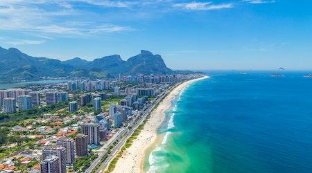 Travel from Chicago to Rio de Janeiro for Rock in Rio