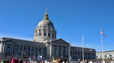 Scenes From The 2018 San Francisco Women's March