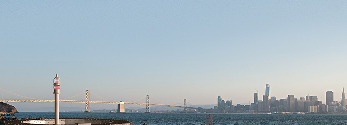 Pieces of the former Bay Bridge to reappear as public art piece on Treasure Island
