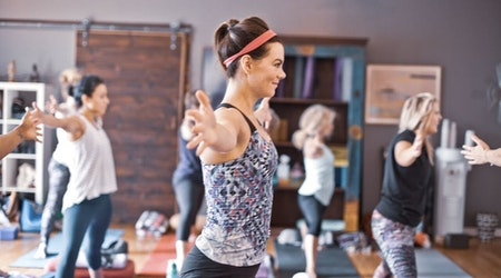Here are the top yoga studios in Nashville, by the numbers