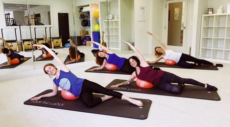 Here are the top pilates studios in Atlanta, by the numbers