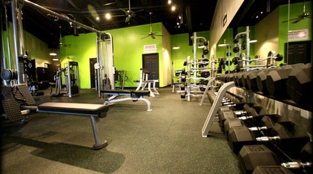 Get moving at Oklahoma City's top strength training gyms