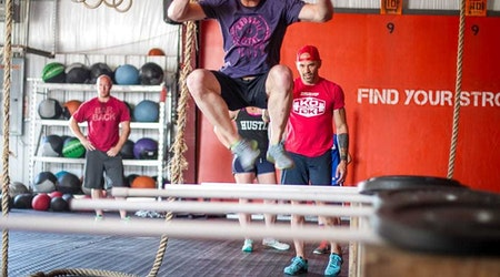 Get moving at Tulsa's top strength training gyms