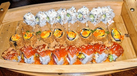 The 5 best spots to score sushi in Corpus Christi