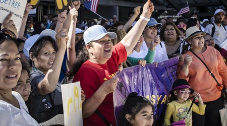 Supervisors Seek To Expand Immigrant Legal Defense Funding