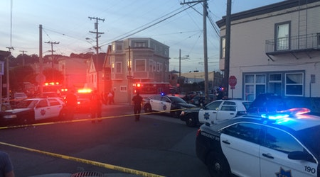 1 Dead, 1 Wounded In Bernal Heights Shooting