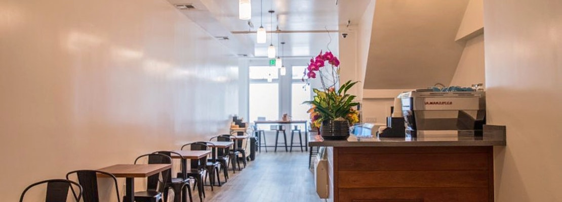 Blue House Café brings Sightglass roasts, mochi cakes to Ingleside Heights