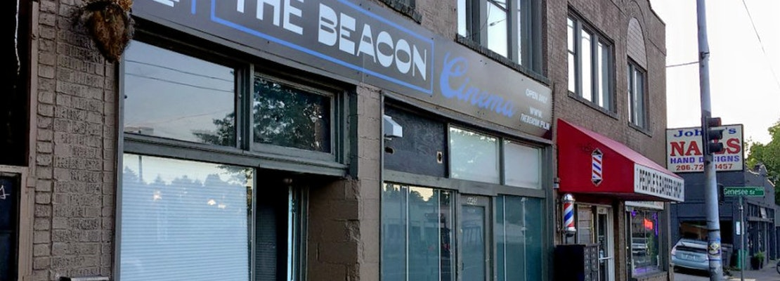 New cinema, The Beacon now open in Columbia City