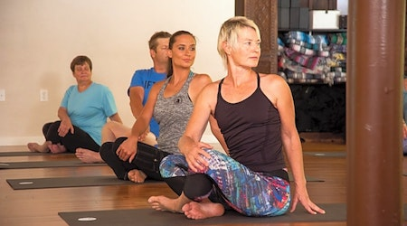 Here's where to find the top yoga studios in Phoenix