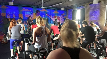 Here are the top cycling studios in Minneapolis, by the numbers