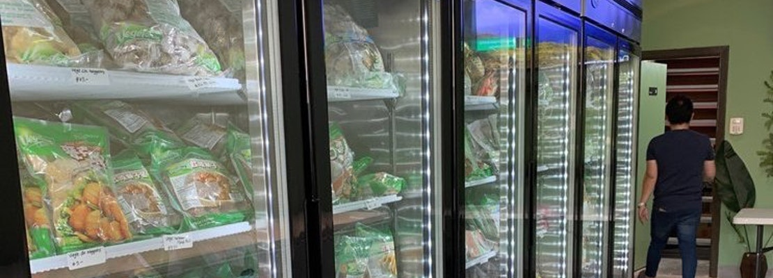 New Outer Sunset grocery offers hundreds of plant-based 'meat' products