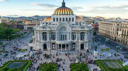 How to travel from Fresno to Mexico City on the cheap