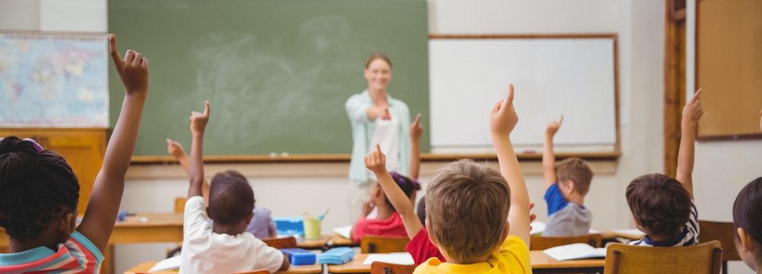 Amos Elementary is among most-improved Arlington public elementary schools
