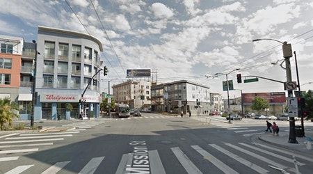 Teen Injured In Late-Night Mission Street Shootout