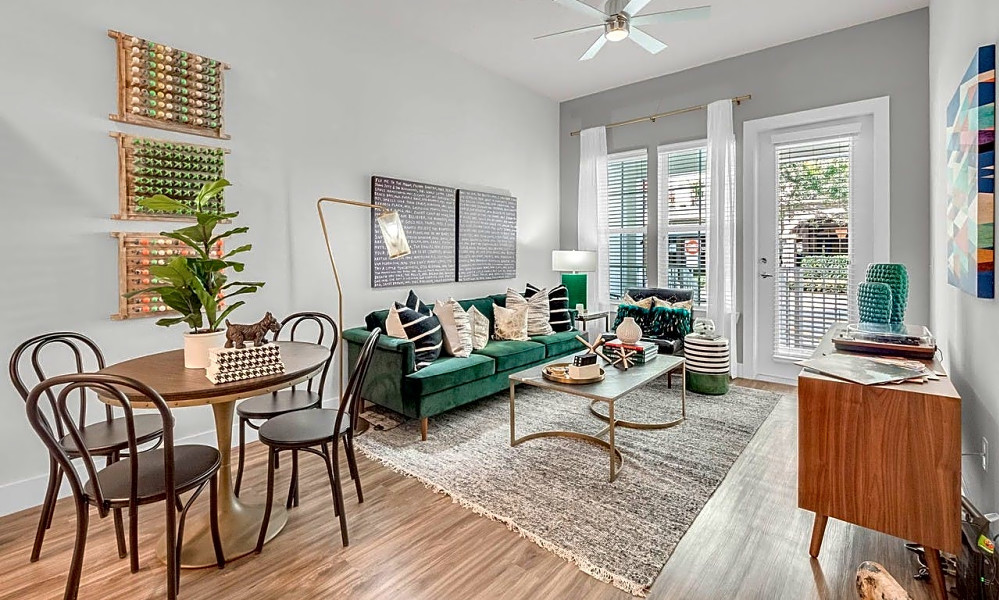 The cheapest apartments for rent in College Park, Orlando